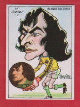 Northern Ireland Pat Jennings Arsenal 181